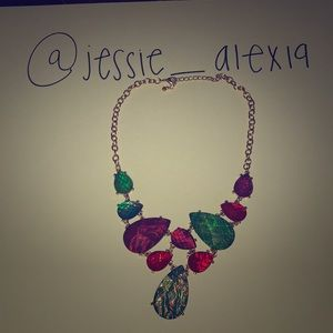 Jewelry - A colorful necklace